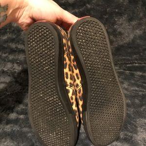 Vans Shoes - Leopard Vans
